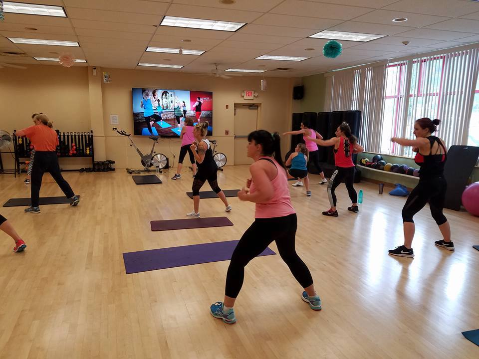 group fitness class North Haven