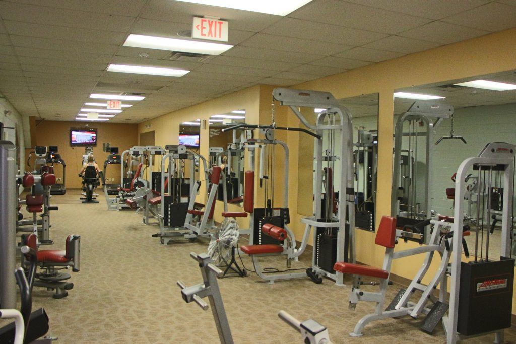 private women's gym, women's only gym