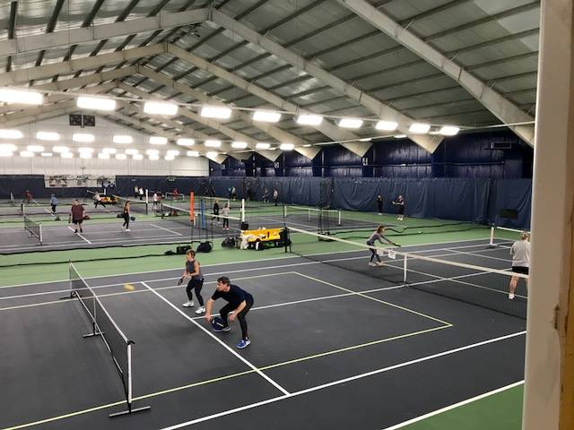 pickleball games in North Haven CT